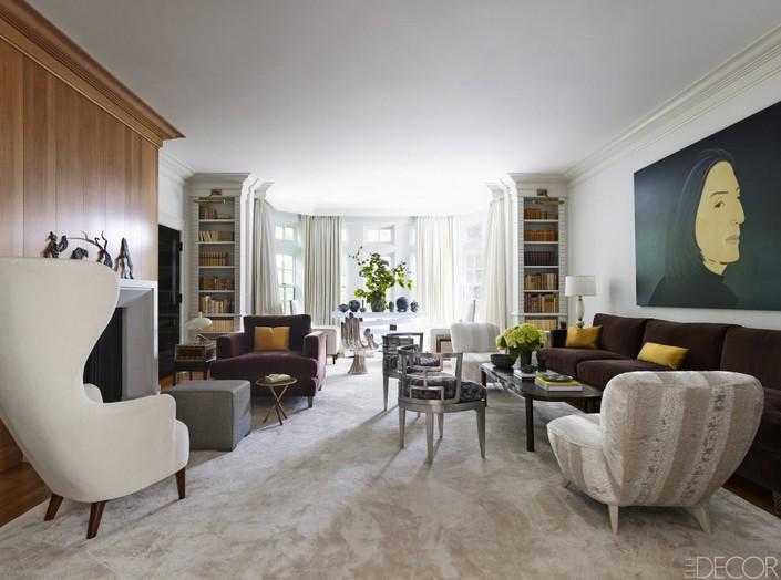 living g room Living Room Decor Ideas: Top 50 Velvet Armchairs 524 X 705
