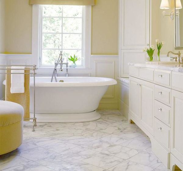 Popular Bathroom Colors: Best Bathroom Color Ideas 2019