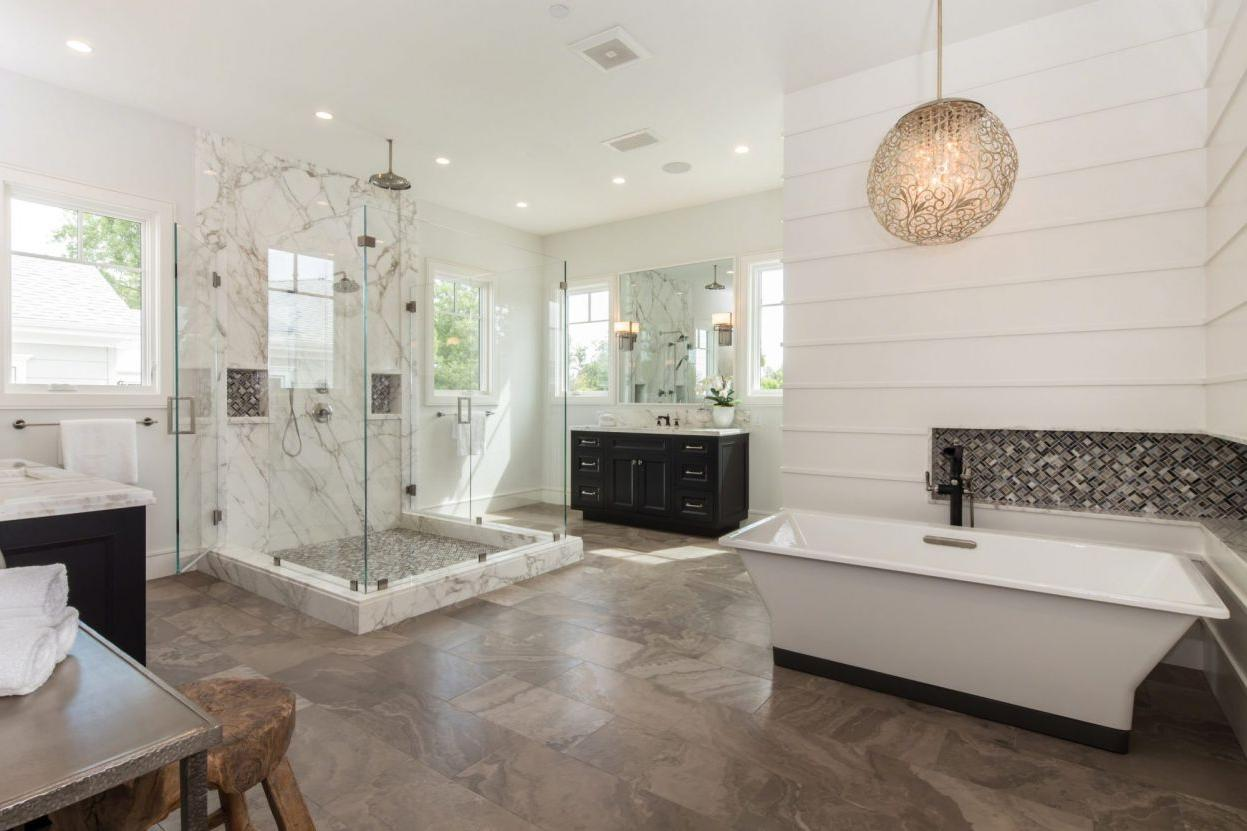 best bathroom color ideas 2019 2019 Bathroom Remodeling Encino   Best Interior Paint Colors Check  831 X 1247