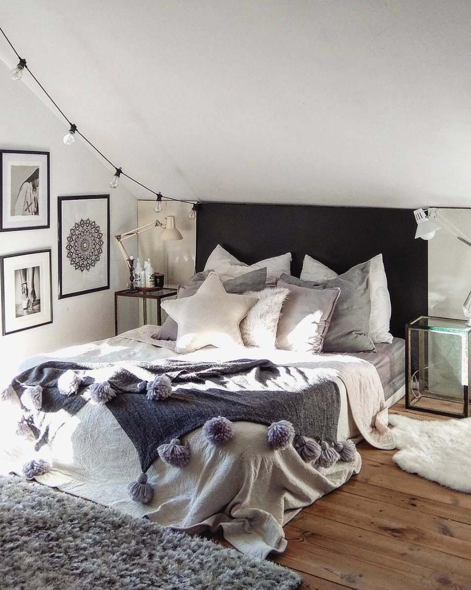 cozy bedroom colors 2019 Bedroom : Cozy Bedroom Colors Bedroom Interior Design Cozy Bedroom  1190 X 950