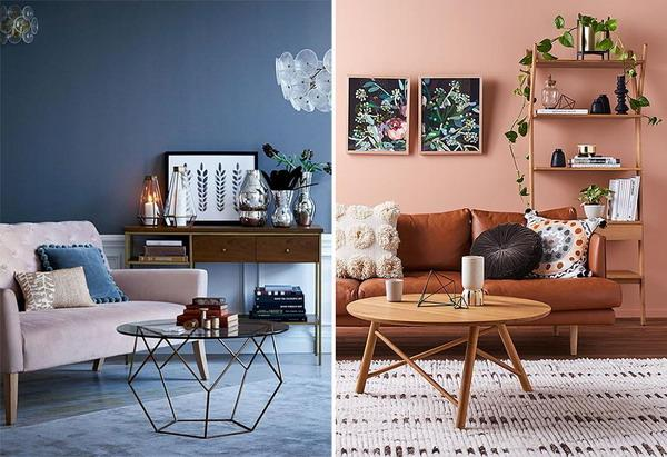 living room colors 2019 10 Interior Paint Colors That Will Be Trend In 2019   Interior  411 X 600