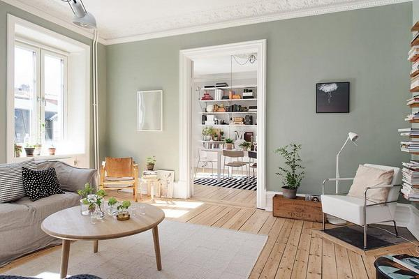 living room colors 2019 10 Interior Paint Colors That Will Be Trend In 2019   Interior  400 X 600