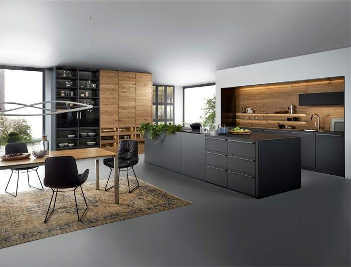 modern kitchen colors 2019 Kitchen Design Trends 2018 / 2019 – Colors, Materials & Ideas  532 X 700